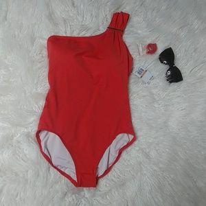 Michael Kors one-piece bathing suit
